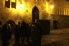 Nachtwächterführung - Alzey (Nov. 2017)