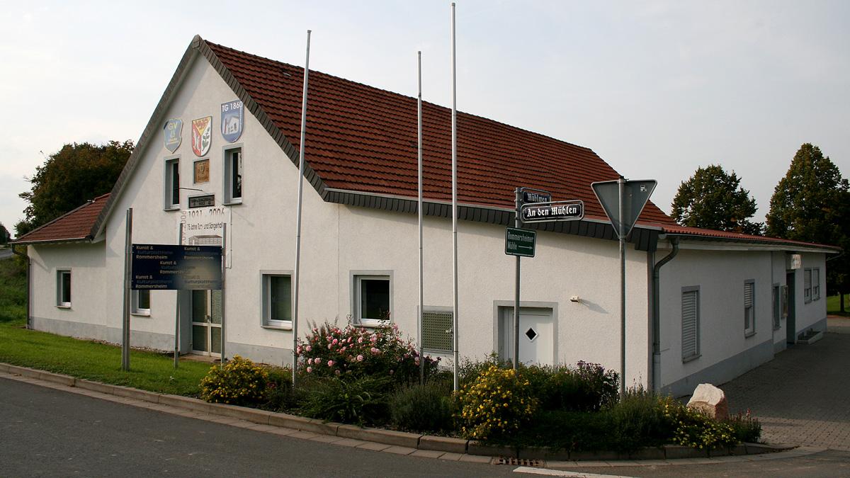 Sängerhalle Wörrstadt-Rommersheim
