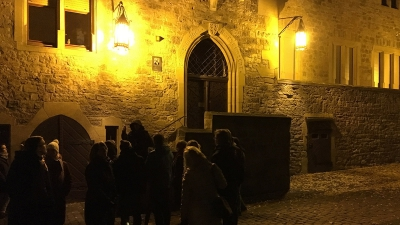Nachtwächter Führung Alzey 2017-11