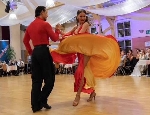 Rheinhessen Ball 2018 mit der Let´s Dance Siegerin Ekaterina Leonova