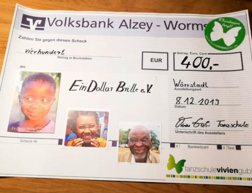 """Die """"Ein-Dollar-Brille"""" – ein tolles Projekt"""